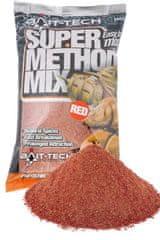 Bait-Tech Krmítková Směs Super Method Mix Red 2 kg
