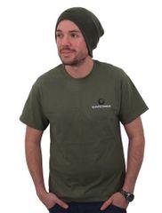 Gardner Tričko Green T-Shirt