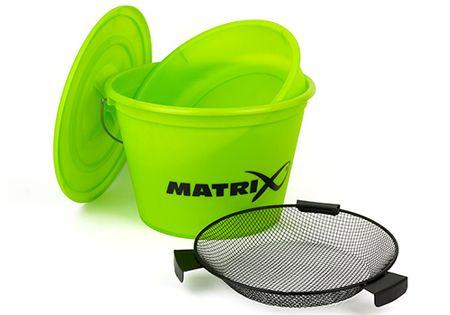 Matrix Kbelík Bucket Set Lime 20 l