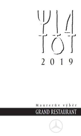 Maurer Pavel: Maurerův výběr Grand Restaurant 2019