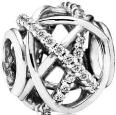 Pandora Třpytivý korálek Galaxie 791388CZ stříbro 925/1000