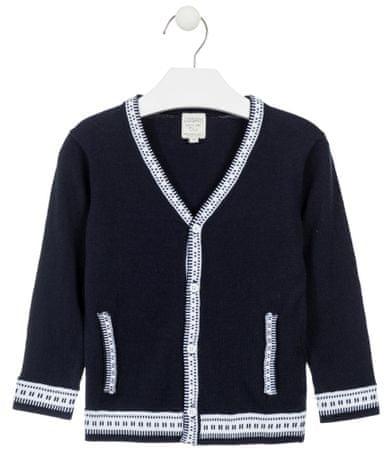 Losan chlapecký svetr 92 modrá