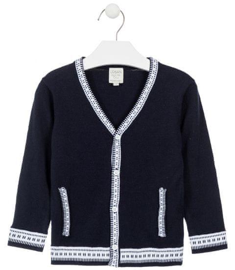 Losan chlapecký svetr 110 modrá