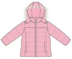 Carodel lány kabát