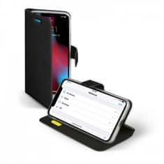 SBS Torbica za iPhone Xr, preklopna, črna