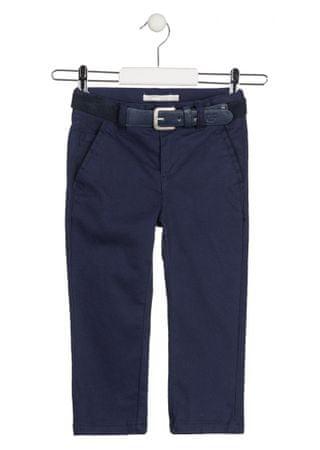 Losan chlapecké kalhoty 92 tmavě modrá