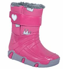 21e8d89f4b Zetpol Dívčí sněhule Winter - růžové