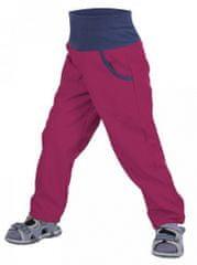 Unuo hlače za djevojčice softshell bez izolacije
