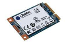 Kingston SSD disk UV500, mSATA, 240 GB, SATA3, TLC NAND (SUV500MS/240G)
