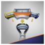 5 - Gillette Fusion Pánský holicí strojek + 3 holicí hlavice