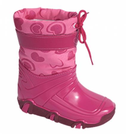 874d6d73f Zetpol Dívčí sněhule Jeti 21/22 růžové | MALL.CZ
