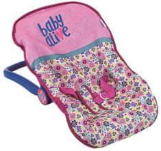 Hauck Baby Alive otroški avto sedež za punčke