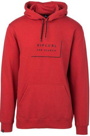 Rip Curl muška majica Daily Fleece, XXL, crvena