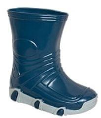 Zetpol Chlapčenské gumáky Vodník - modré