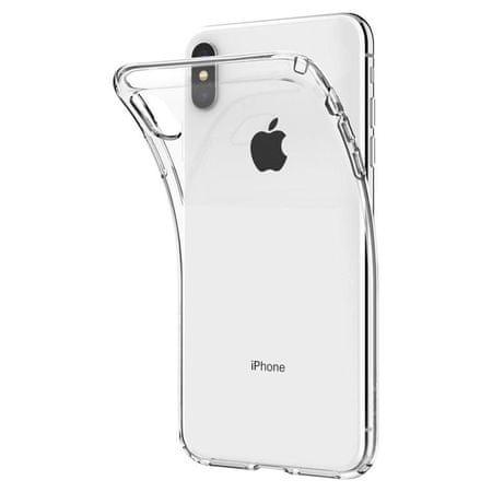 Spigen ovitek Liquid Crystal clear za telefon iPhone Xs Max, prozoren