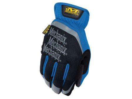 Mechanix Wear Rukavice FastFit modré, Velikost: L