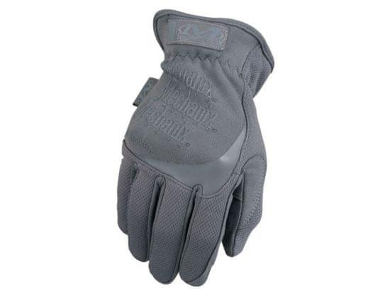 Mechanix Wear Rukavice FastFit šedé, Velikost: M