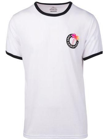 Rip Curl T-shirt męski Tropic Topic Ss Vc Tee L biały