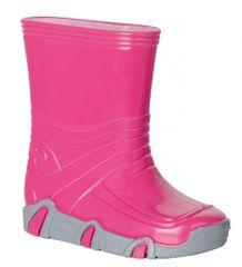 Zetpol Dievčenské gumáky Vodník - ružové