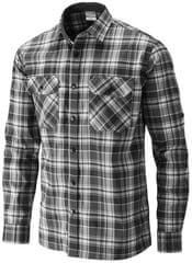 Wychwood Košile Game Shirt Černošedá
