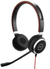 Jabra zestaw słuchawkowy Evolve 40 Stereo (USB-C)