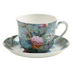 Maxwell & Williams Kilburn csésze csészealjjal 480 ml Victorian Garden