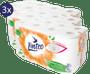 1 - LINTEO Toalettpapír, 3x16 tekercs