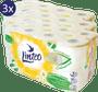 1 - LINTEO rumiankowy papier toaletowy – 3 x 16 szt.