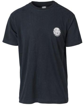 Rip Curl moška majica Original Wetty Ss Tee, M, črna