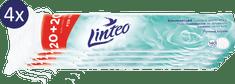 LINTEO Vatové polštářky Classic 4 × 120+20 ks