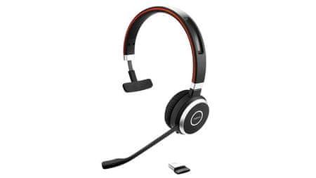 Jabra zestaw słuchawkowy Evolve 65 Mono (stojak)
