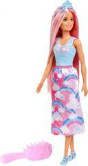 Mattel Lalka Barbie długowłosa z grzebieniem