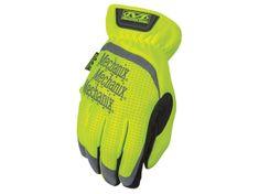 Mechanix Wear Rukavice Safety FastFit - bezpečnostní, žluté reflexní