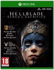 Microsoft Hellblade Senua's Sacrifice (XONE)