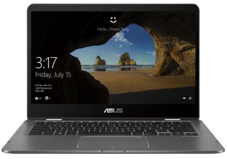 Asus prijenosno računalo UX461FN-E1027R i7-8565U/8GB/SSD512GB/MX150/14FHD/W10P (90NB0K21-M00310)