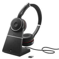 Jabra zestaw słuchawkowy Evolve 75 (stojak)