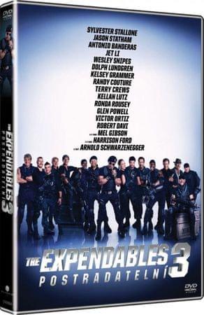 Expendables: Postradatelní 3 - DVD