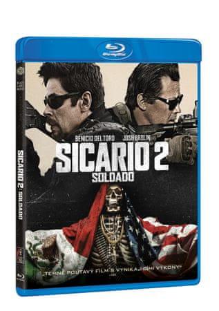 Sicario 2: Soldado - Blu-ray