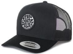 Rip Curl pánská černá trucker kšiltovka Original Wetty Cap