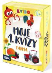 Albi Kvído - Moje první kvízy Farma