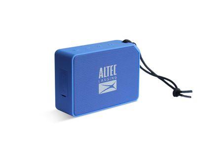 Altec Lansing One Bluetooth zvučnik 5W, vodootporan, AUX-IN, plavi