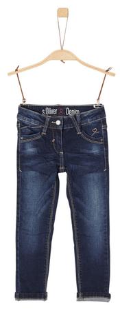 s.Oliver lány nadrág Slim 98 kék