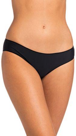 Rip Curl ženski spodnji del kopalk Surf Essentials Cheeky Pant, XS, črni