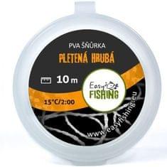 Easy Fishing PVA Šňůrka Pletená Hrubá 10 m