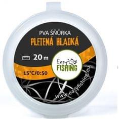 Easy Fishing PVA Šňůrka Hladká Silnější 20 m