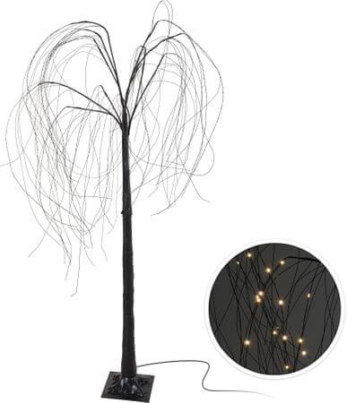 Koopman Vŕba 72 LED, 120 cm, teplá biela
