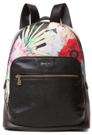 Desigual dámský černý batoh Bols Oima Lima