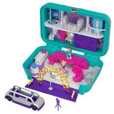 Mattel Polly Pocket - Titkos helyek: táncparkett