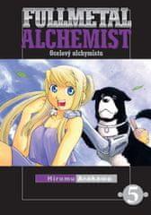 Arakawa Hiromu: Fullmetal Alchemist - Ocelový alchymista 5