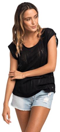 Rip Curl ženska majica Moon Tide Tee, M, črna